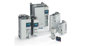 VLB3 variable speed drives available up to 110kWpower units and Profinet/Ethercat logic units